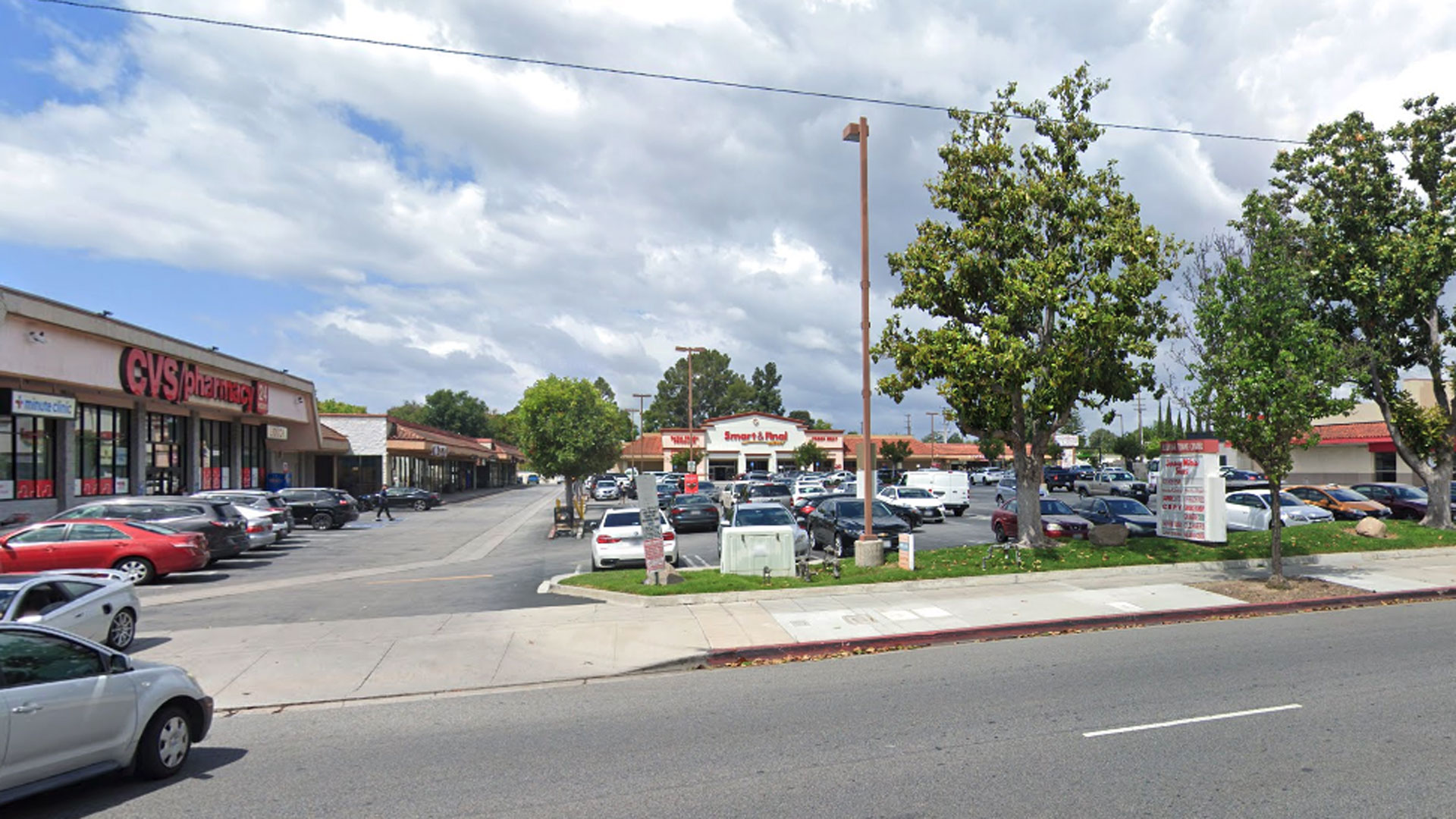 The CVS Pharmacy in Burbank. (Google Street View)