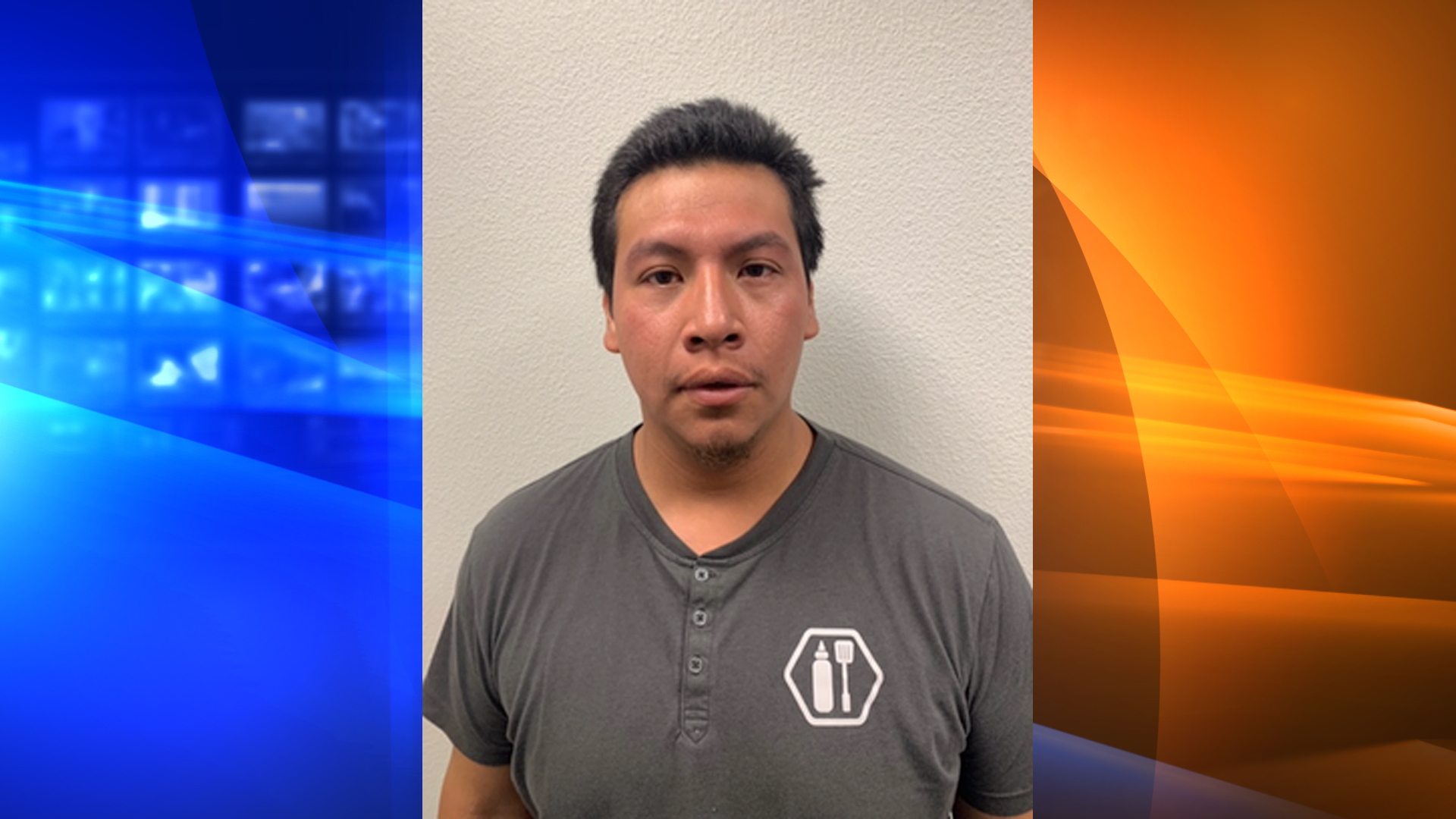 Fernando Valdovinos is shown in a photo released by the Tustin Police Department on May 4, 2020.