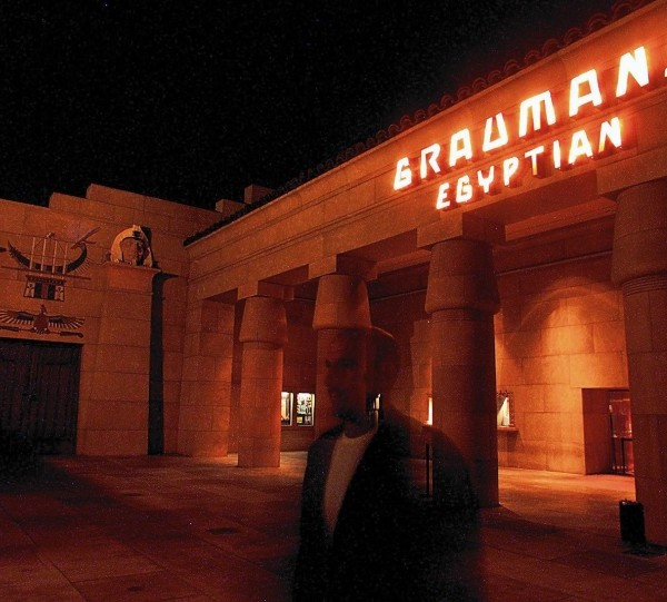 The Egyptian Theatre, first opened in 1922, has been sold to Netflix. (Luis Sinco / Los Angeles Times)