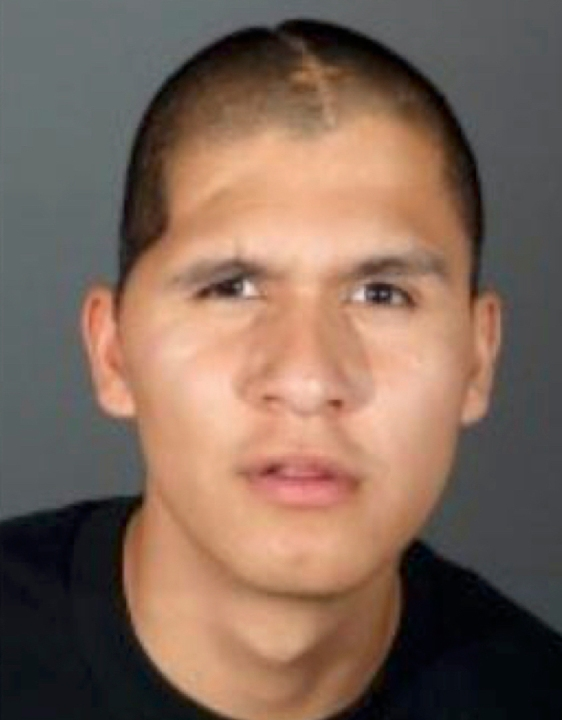 Luis Casillas is shown in a photo released by the Inglewood Police Department on May 5, 2020.