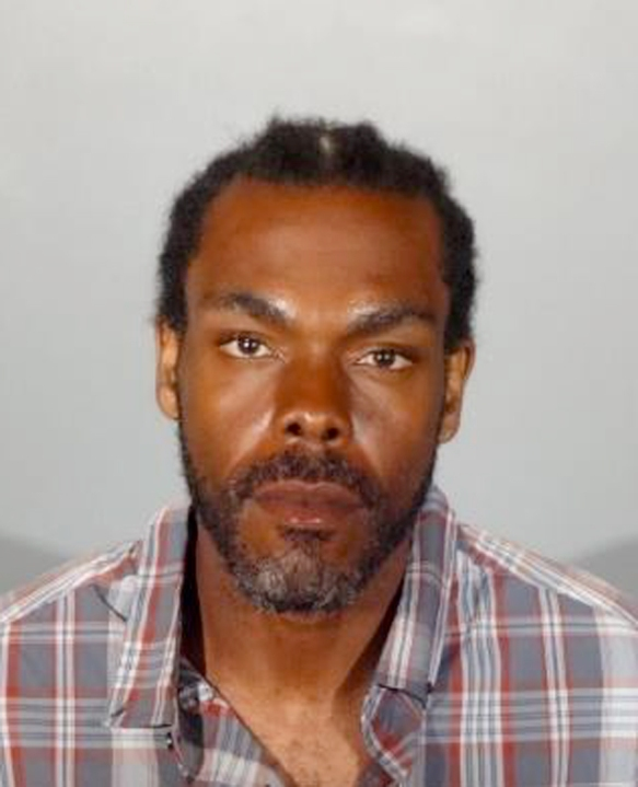 Warren Combs is shown in a photo released by the Glendale Police Department on May 28, 2020.