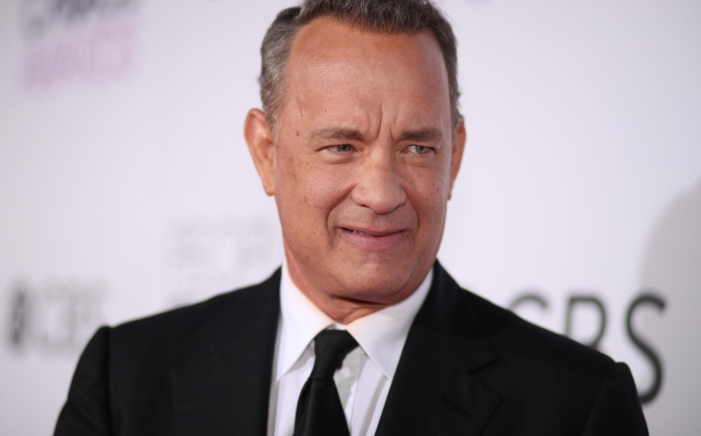 Tom Hanks is seen in a file photo. (Christopher Polk/Getty Images North America)