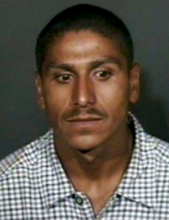 Horacio Maldonado is shown in a photo released by the Inglewood Police Department on May 5, 2020.
