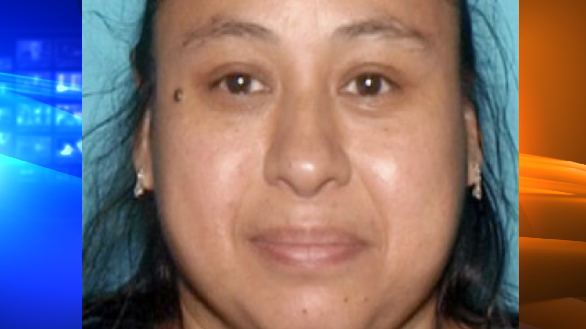 Muriel Carolina Vallejos Flores is seen in this image provided by the Los Angeles Police Department.