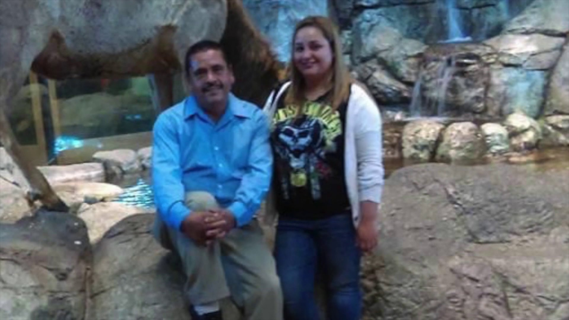Humberto Ruelas-Rivas, 60, and his 38-year-old wife Karina Bonilla died just one day apart from COVID-19.