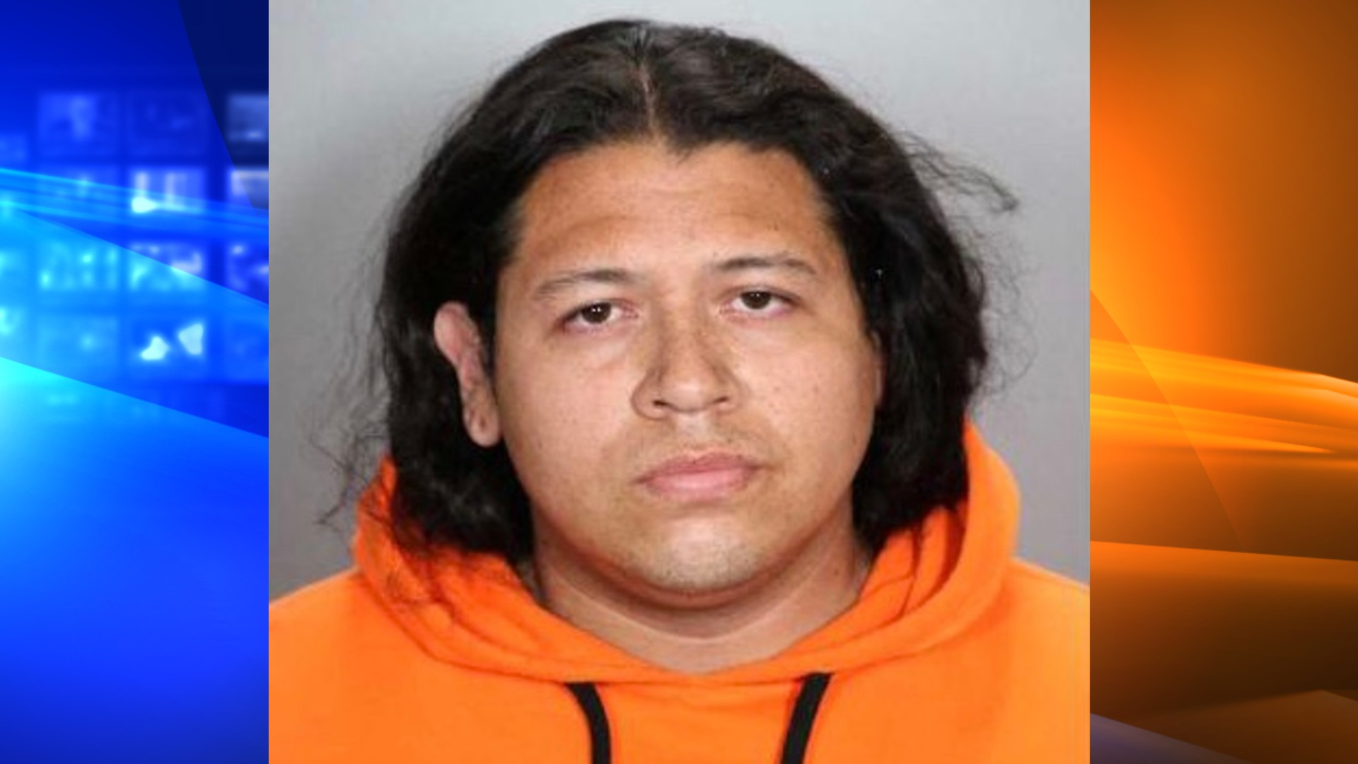 Jaime Castillo, 28, is seen in an undated booking photo released by the Santa Ana Police Department on June 23, 2020.