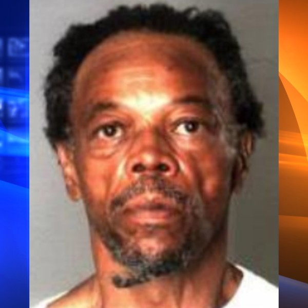 Carl Lair, 61, is seen in an undated booking photo provided by the San Bernardino Police Department on June 24, 2020.