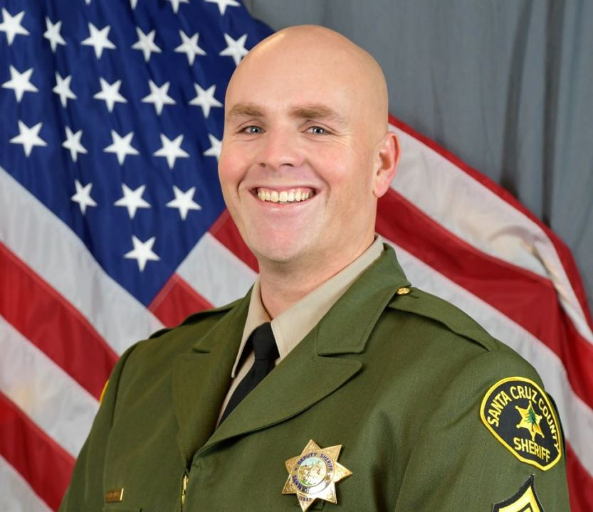 Santa Cruz Co. Sheriff's Sergeant Killed, 2 Other Officers