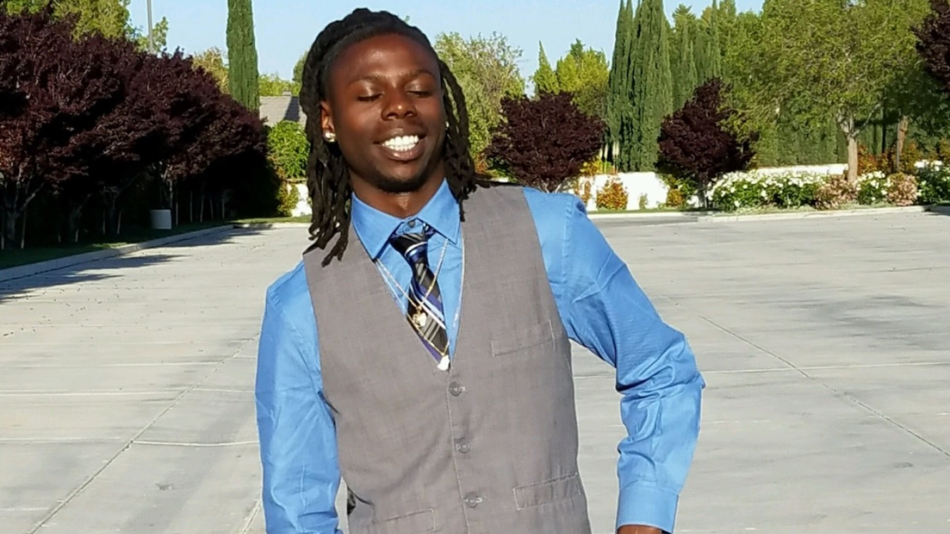 Community Members Question Initial Impression Of Suicide After Black Man Found Hanged At Palmdale Park Ktla