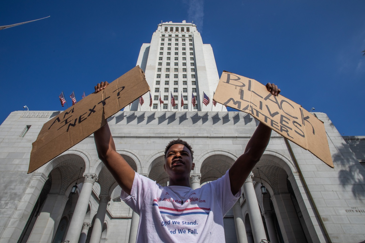 ktla.com: Thousands of California protesters continue 2nd weekend of demonstrations following George Floyd's death