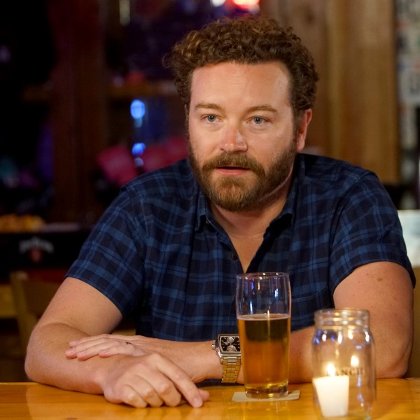 """Danny Masterson speaks during a launch event for Netflix's """"The Ranch: Part 3"""" on June 7, 2017 in Nashville, Tennessee. (Anna Webber/Getty Images for Netflix)"""