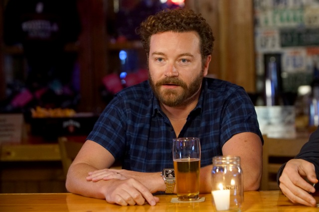 "Danny Masterson speaks during a launch event for Netflix's ""The Ranch: Part 3"" on June 7, 2017 in Nashville, Tennessee. (Anna Webber/Getty Images for Netflix)"