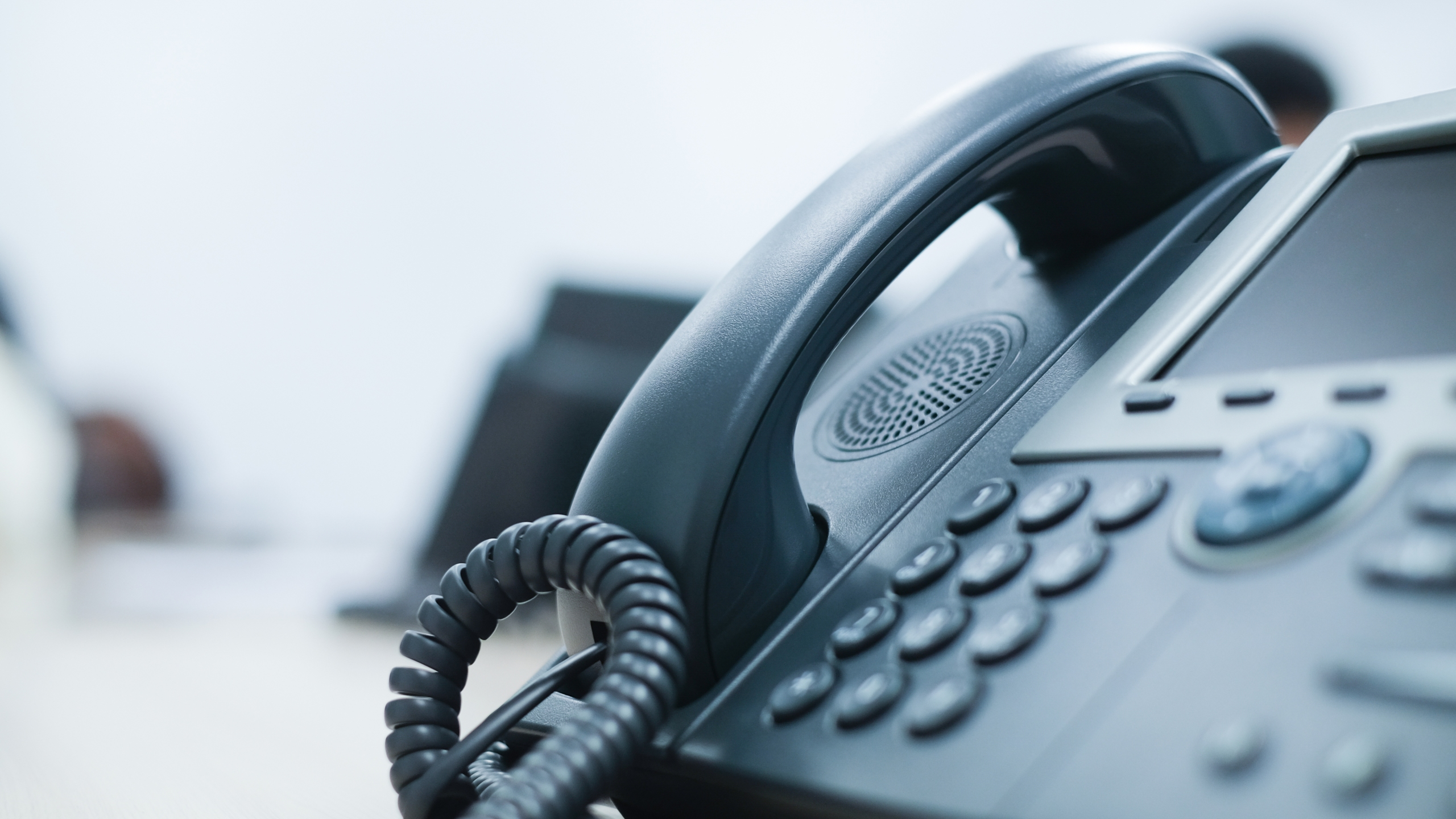 A telephone is seen in a file photo. (iStock/Getty Images)