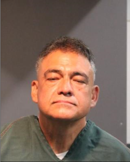 Sergio Magaña Arechiga is shown in a photo released by Santa Ana police on June 16, 2020.
