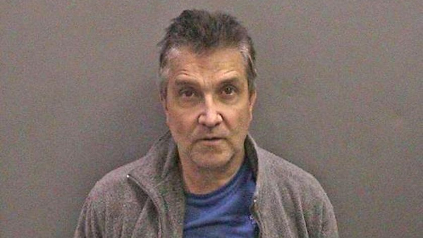 Lonnie Loren Kocontes is shown in a photo provided to the Los Angeles Times by the Orange County District Attorney's Office at the time of the defendant's arrest in 2013.