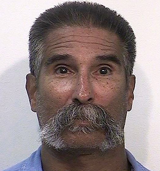 Danny Roman is seen in a May 2019 photo released by the California Department of Corrections and Rehabilitation.