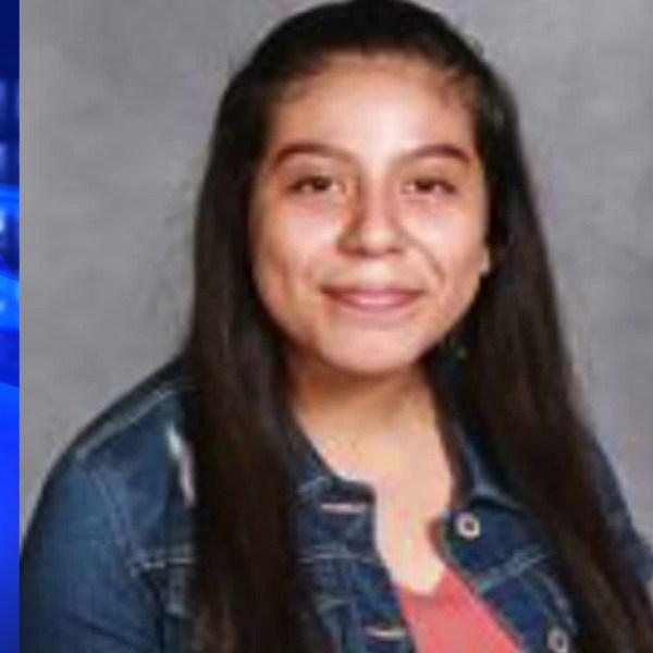 Elizabeth Martinez is seen in a photo released by the San Bernardino Police Department on June 16, 2020.