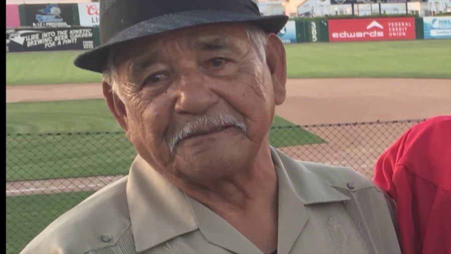 Roberto Flores Lopez is seen in an undated photo shared by his family.