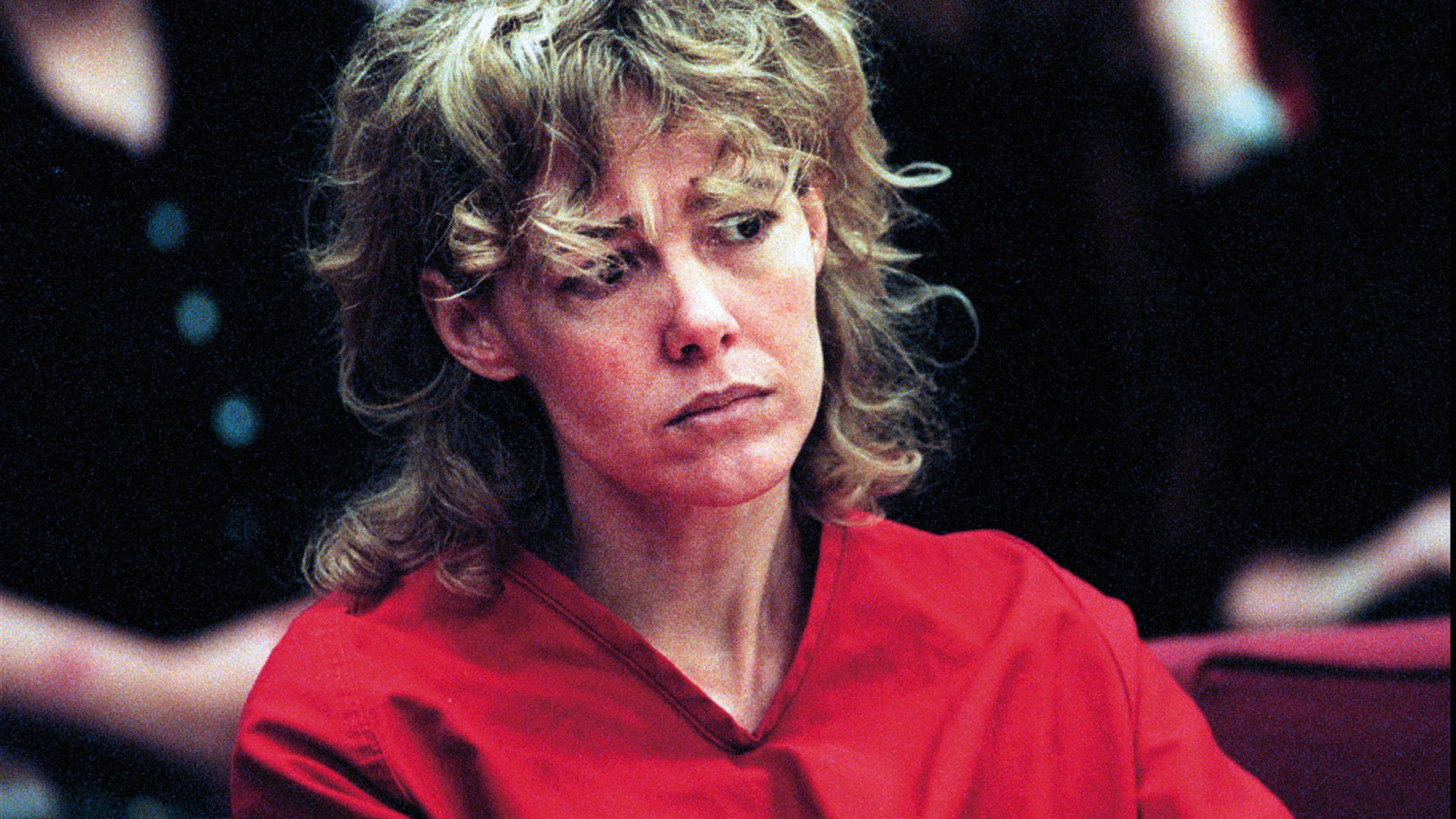 In this Feb. 6, 1998, file photo, Mary Kay Letourneau listens to testimony during a court hearing in Seattle. (Alan Berner / Associated Press)
