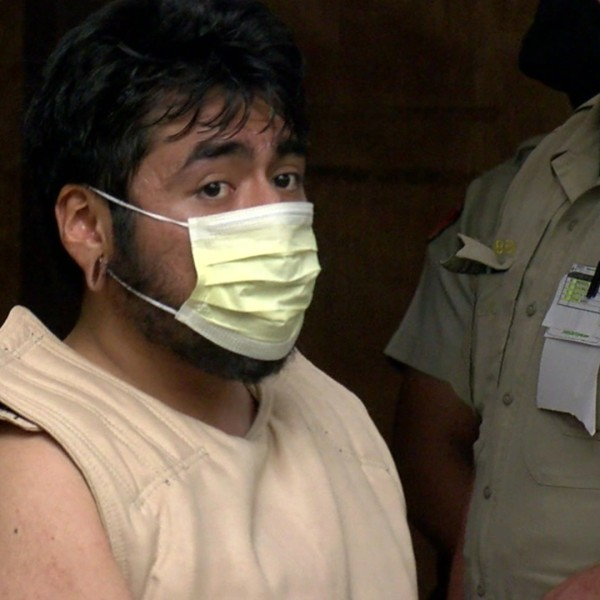 Armando Cruz made his first court appearance in Kern County on July 7, 2020. (KGET)