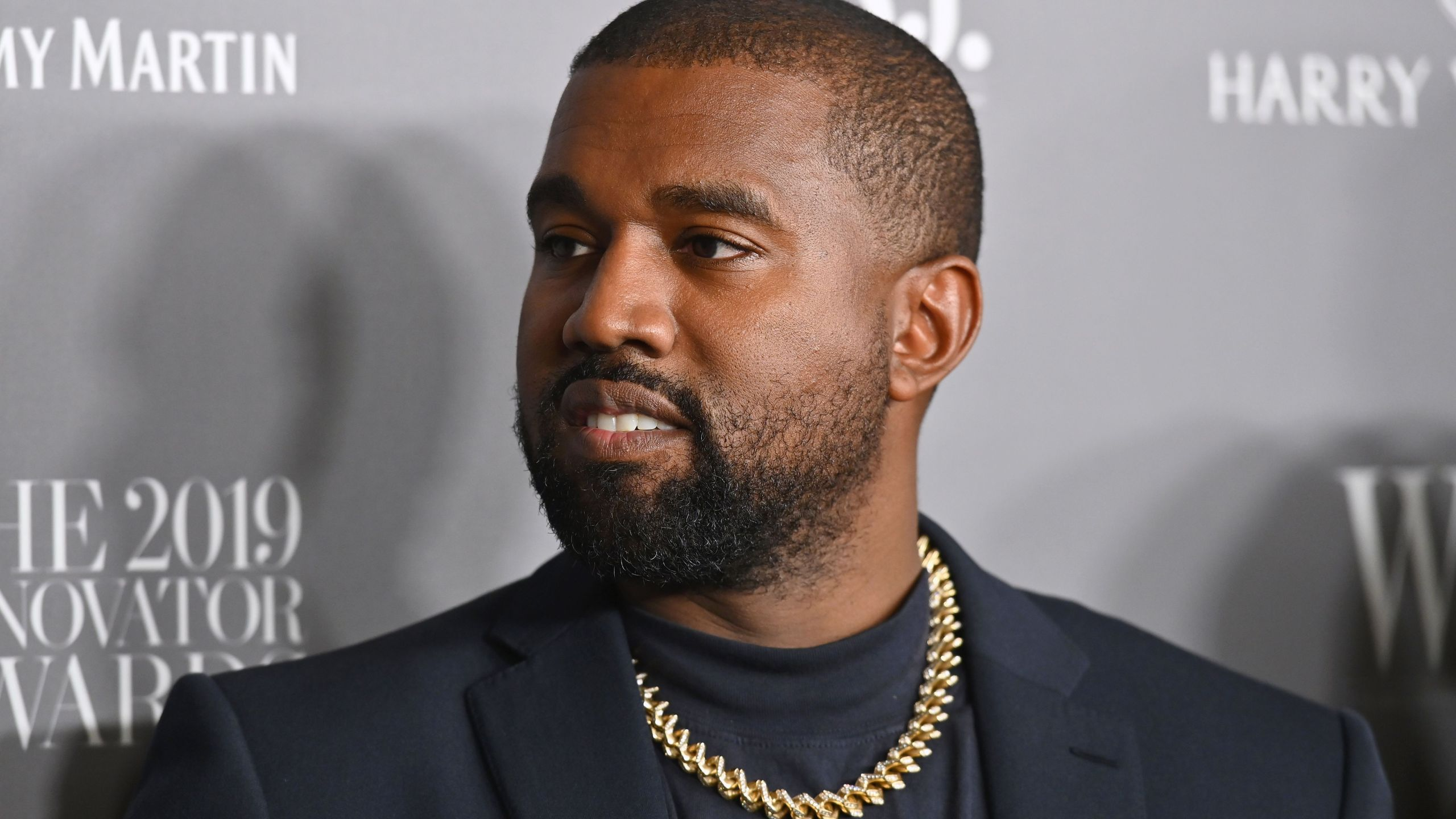 U.S. rapper Kanye West attends the WSJ Magazine 2019 Innovator Awards at MOMA on Nov. 6, 2019 in New York City. (Angela Weiss / AFP via Getty Images)