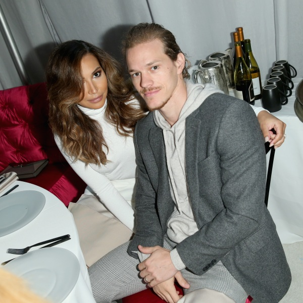 Naya Rivera and Ryan Dorsey attend the March Of Dimes Celebration Of Babies Luncheon honoring Jessica Alba at the Beverly Wilshire Four Seasons Hotel on Dec. 4, 2015 in Beverly Hills. (Joe Scarnici/Getty Images for March Of Dimes)