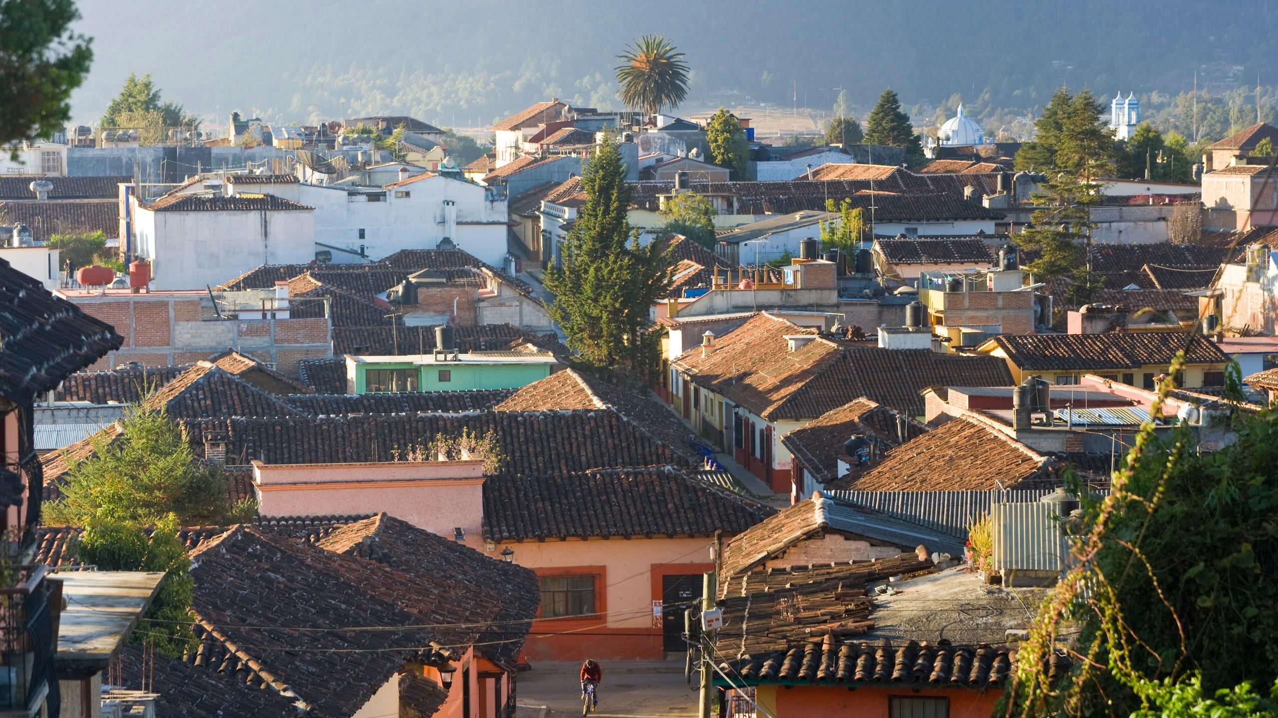 San Cristóbal de Las Casas, Chiapas State, Mexico, is seen in a file photo. (iStock / Getty /Images Plus)