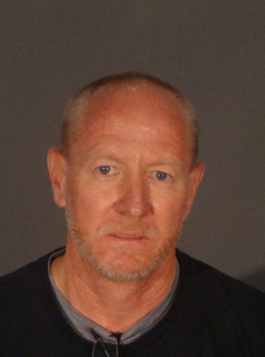 Steven Clark is shown in a photo released by the LAPD on July 22, 2020.