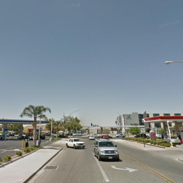 A Google Maps image shows the 15400 block of Park Avenue East in Victorville.