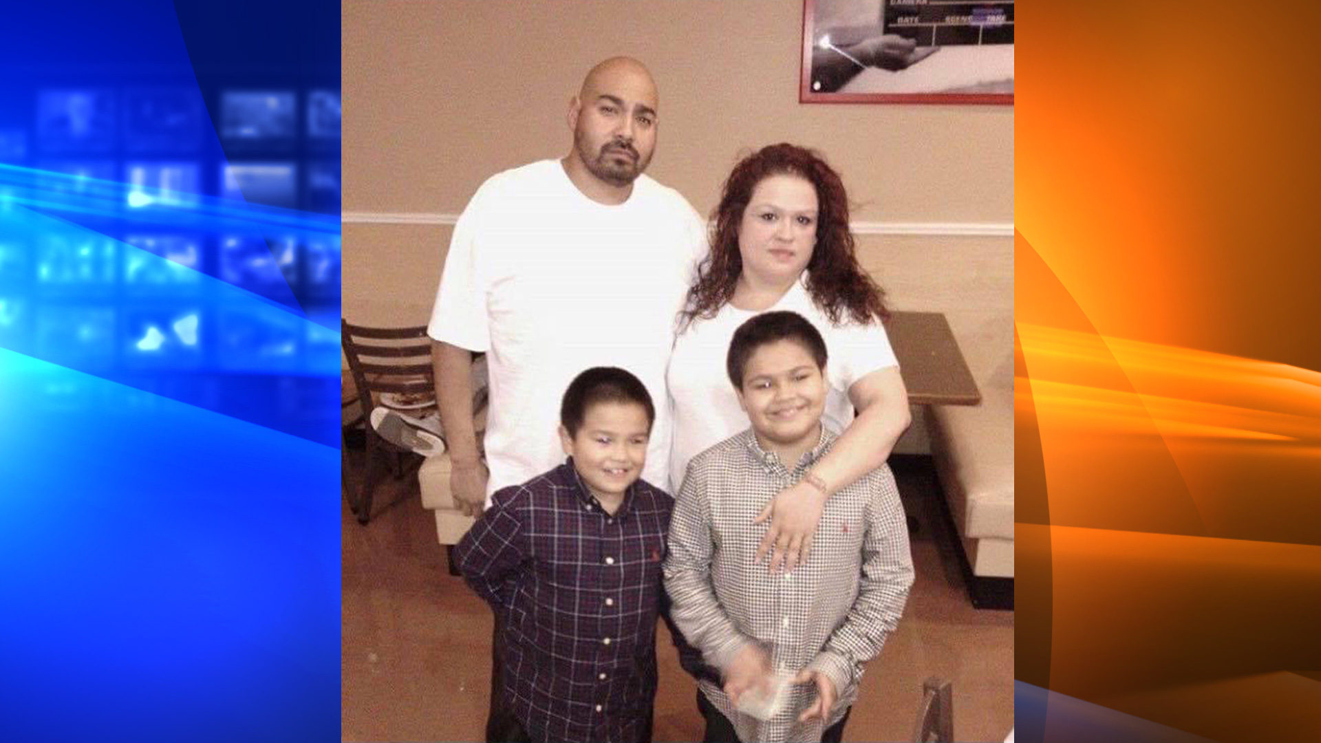 The boys, Nathan, 12, and Isaiah, 14, will now live with their uncle. (Jacob Mendoza)