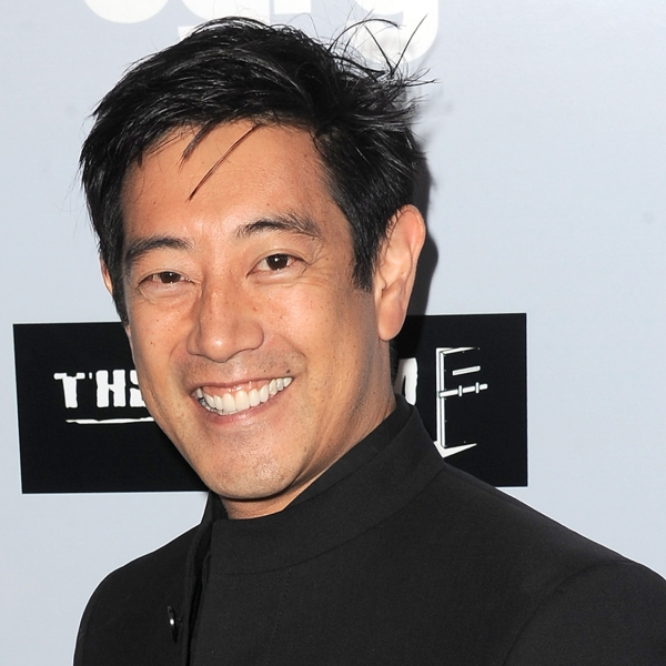 """TV personality Grant Imahara arrives for the Premiere Of The Asylum's """"Sharknado 3: Oh Hell No!"""" at iPic Theaters on July 22, 2015 in Los Angeles. (Albert L. Ortega/Getty Images)"""
