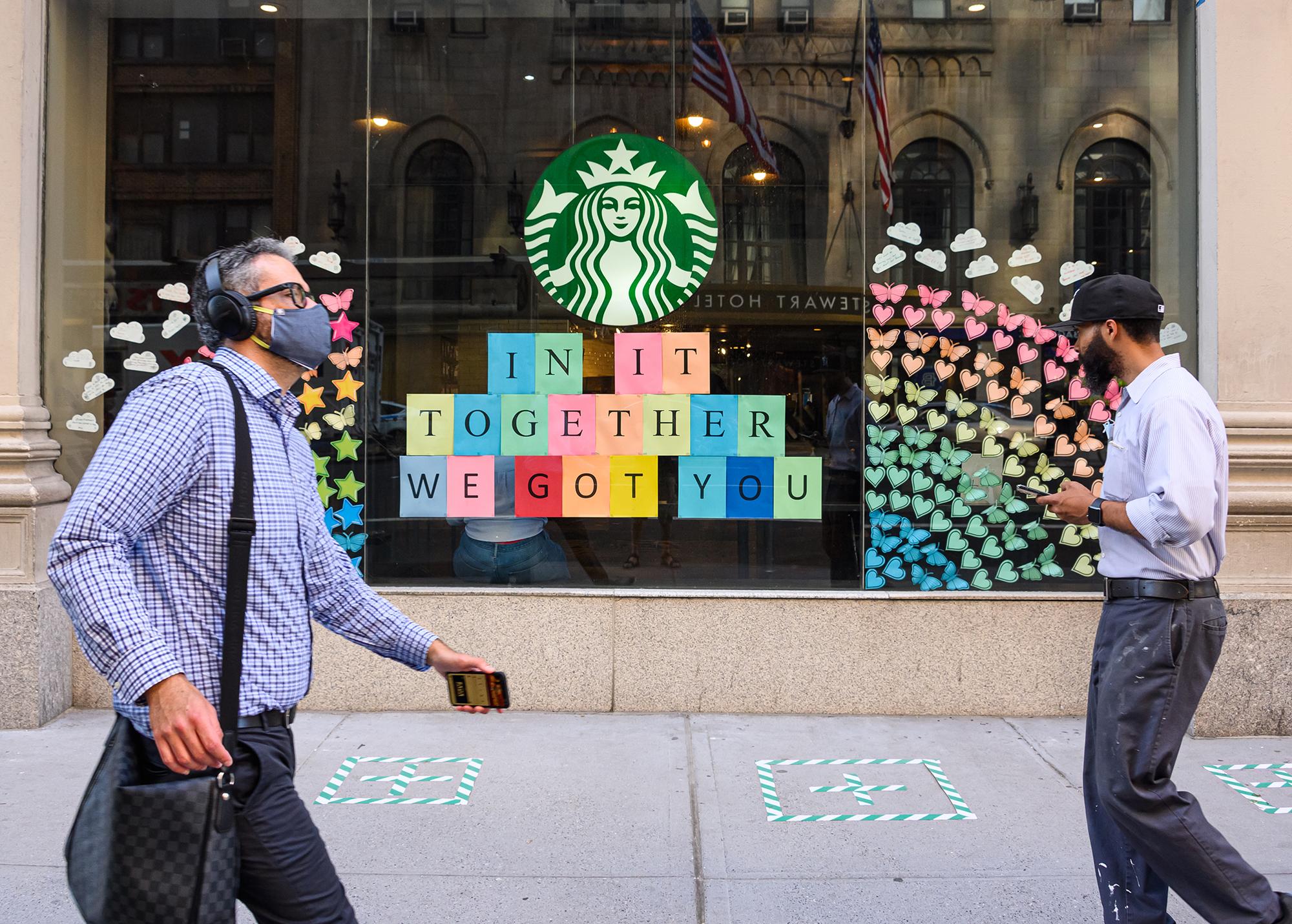 Starbucks Sales 2020 After Christmas Coronavirus continues to weigh heavy on Starbucks sales despite