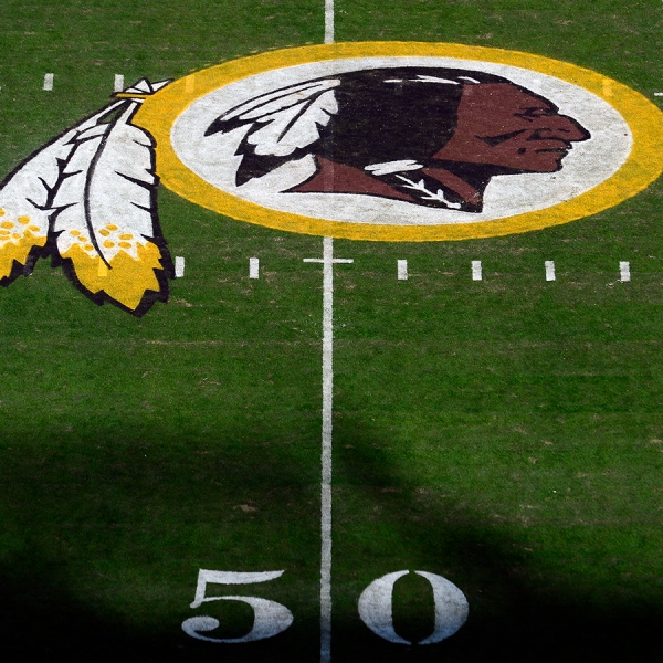 FedEx, a major sponsor of the Washington Redskins, is asking the NFL team to change its name in response to growing pressure from investors who oppose the name's racist connotations. (Patrick McDermott/Getty Images via CNN Wire)