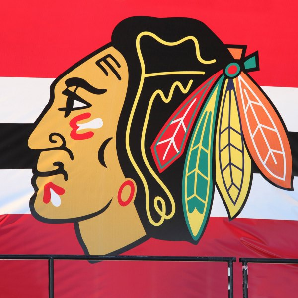 The Chicago Blackhawks have no plans to change its team name. (Raymond Boyd/Michael Ochs Archives/Getty Images)