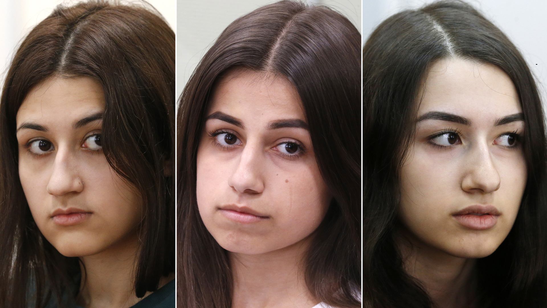 Three sisters are facing murder charges in the death of her father. (Getty Images)