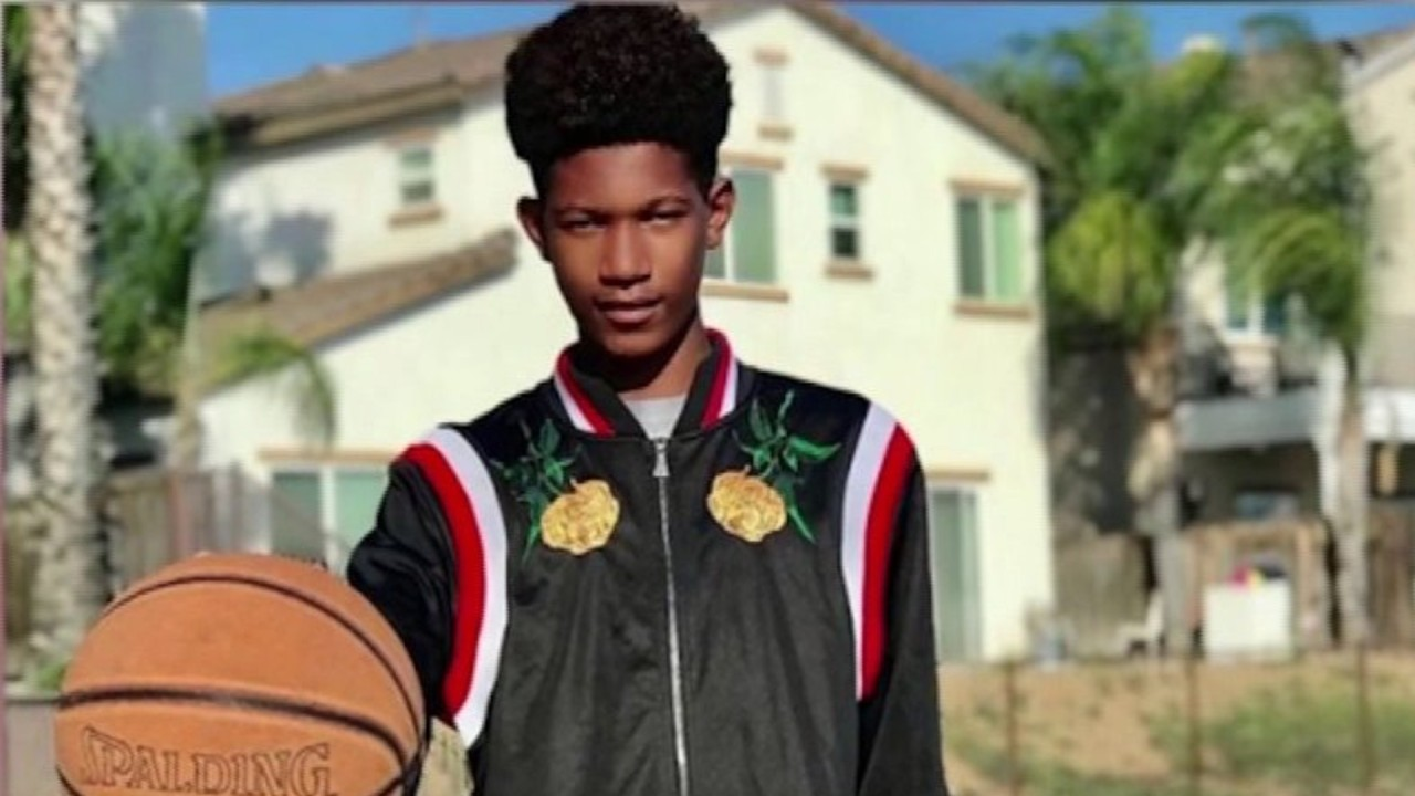 'He was going straight to the NBA': Compton community mourns 14-year-old basketball player fatally shot in South L.A.