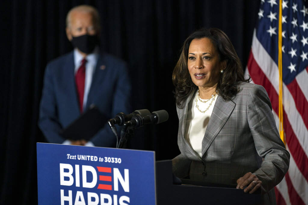 Source Kamala Harris Chooses Pioneer As Her Secret Service Code Name Ktla