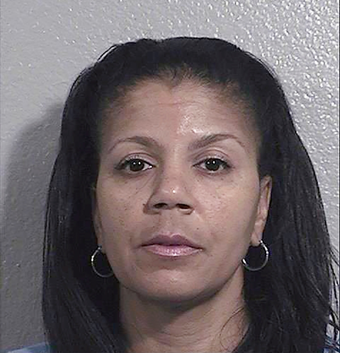 This Aug. 5, 2019 prison identification photo provided by the California Department of Corrections and Rehabilitation shows inmate Terebea Williams. (California Department of Corrections and Rehabilitation via AP)