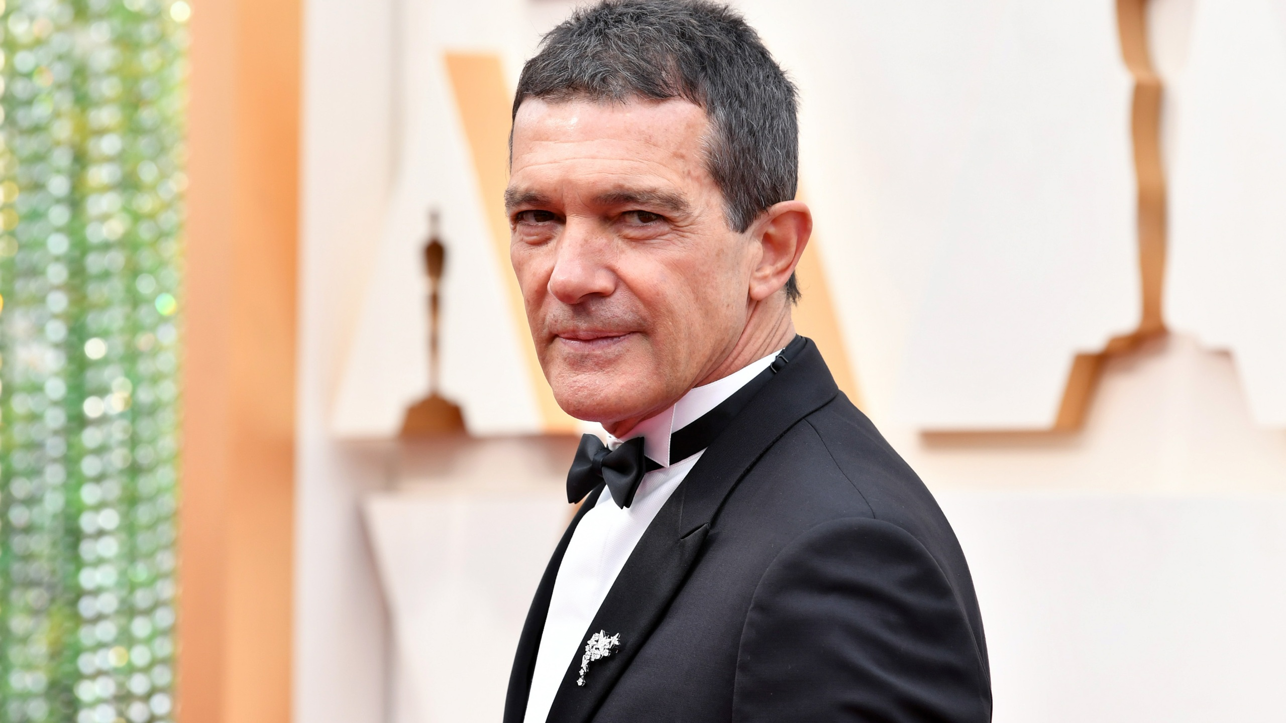 Antonio Banderas attends the 92nd Annual Academy Awards at Hollywood and Highland on February 09, 2020 in Hollywood, California. (Amy Sussman/Getty Images)
