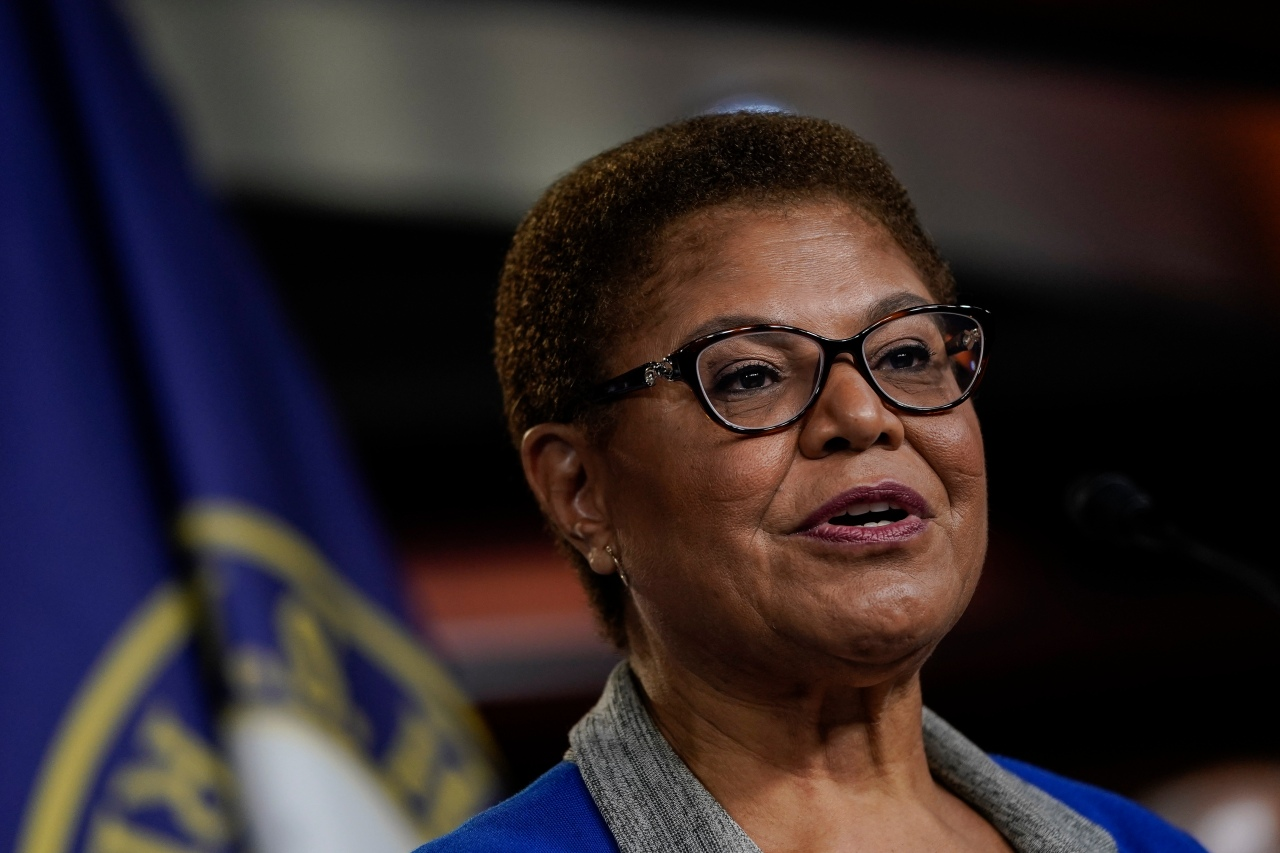 Rep.  Karen Bass plans to run for mayor of LA next year, sources say