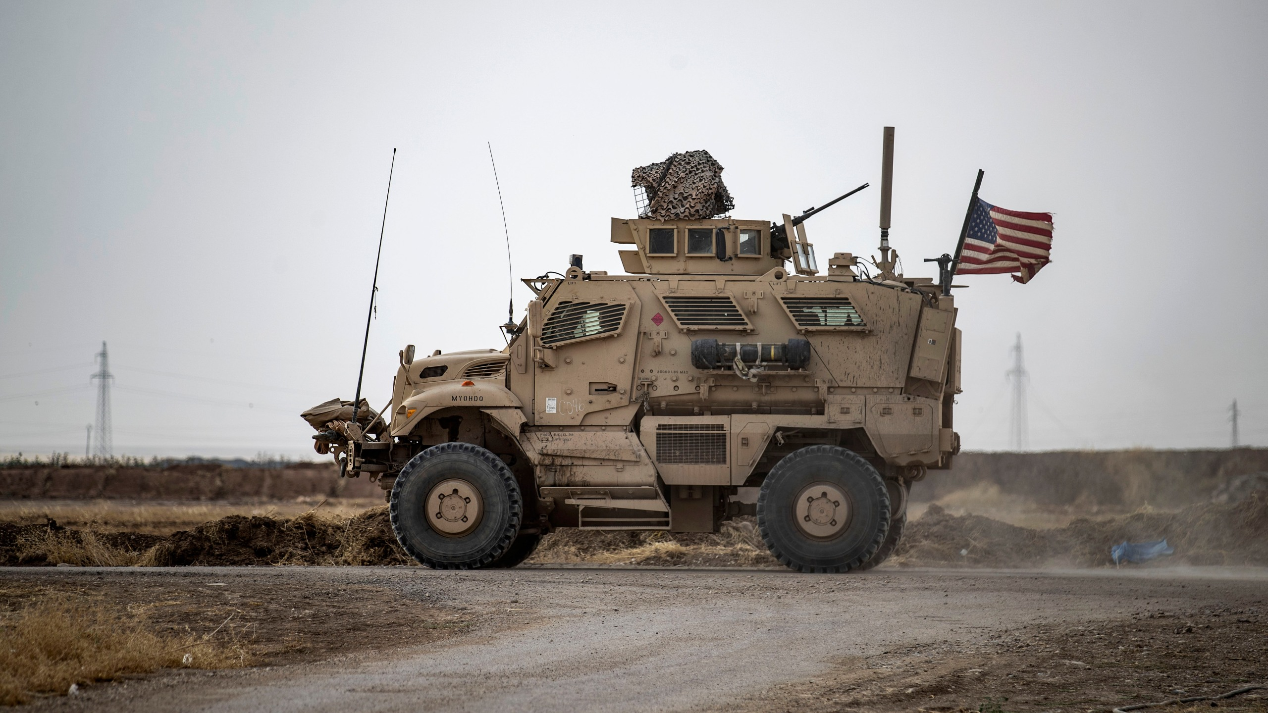 U.S. troops injured after altercation with Russian military convoy in Syria:  Officials | KTLA