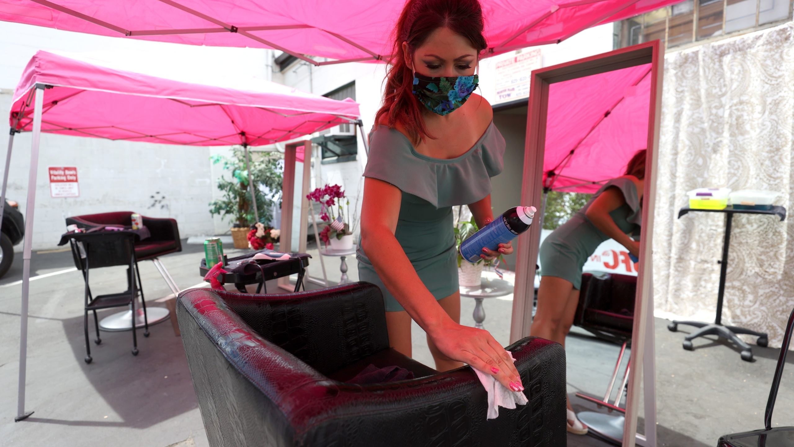 Contra Costa County Allows Gyms Nail Salons And Massage Services To Reopen Outdoors Ktla