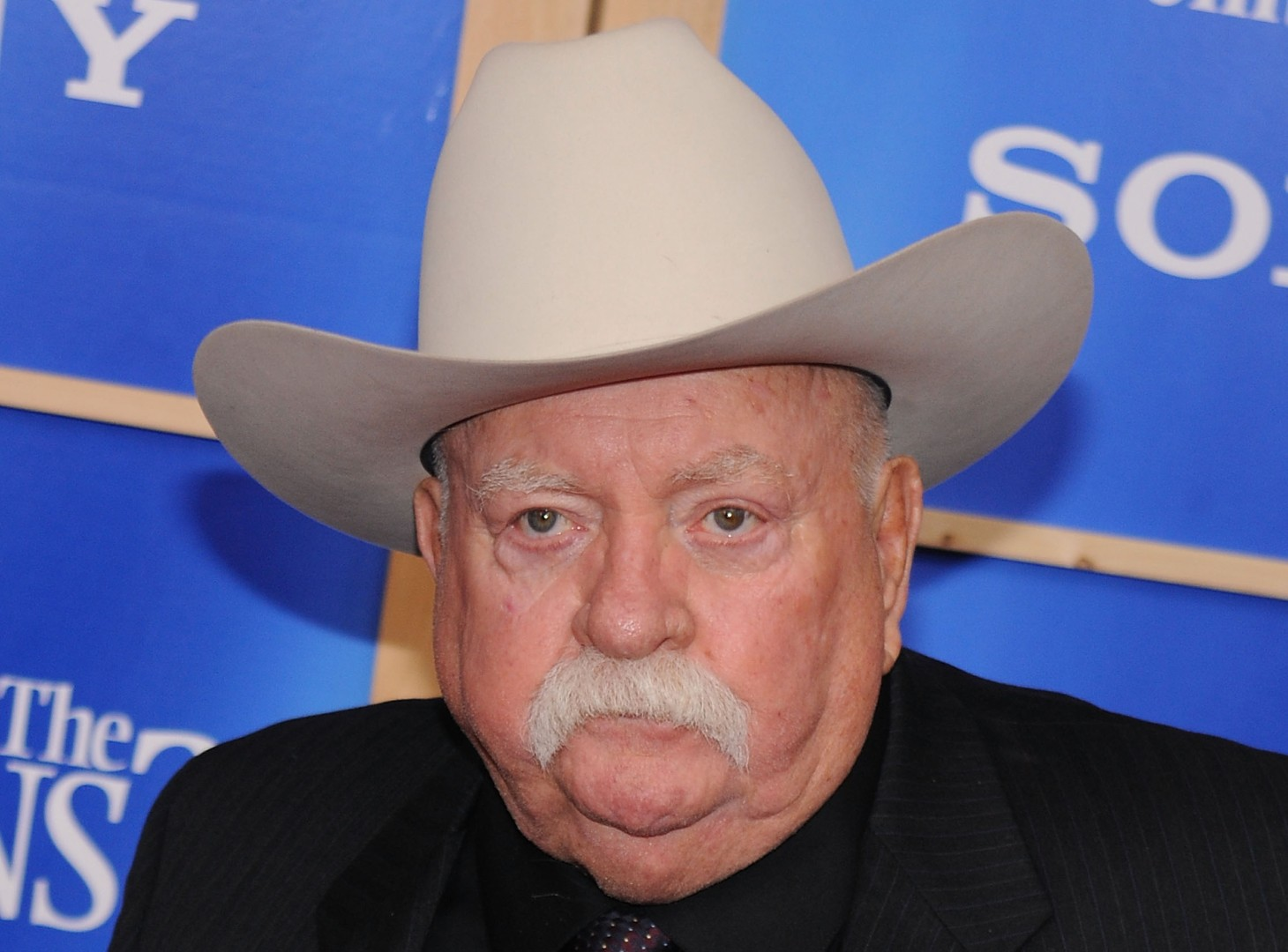 Wilford Brimley appears in an undated photo. (Getty Images)