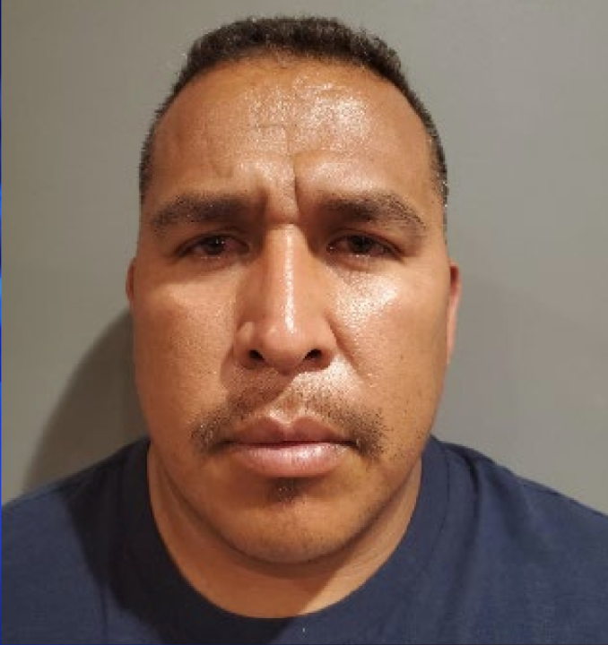 Antonio Calixto Navarrete, 40, is seen in an undated photo released by the Irvine Police Department on Aug. 23, 2020.