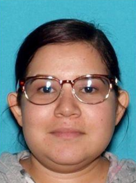 Homicide victim Dalia Avelina Camacho-Palomera, 22, appears in a photo released by San Bernardino police on Aug. 9, 2020.