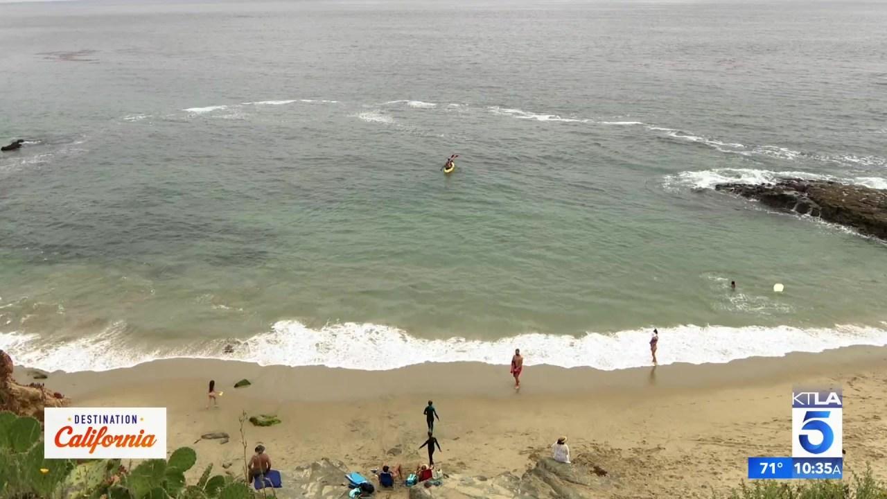 Destination California: Laguna Beach and Newport Beach