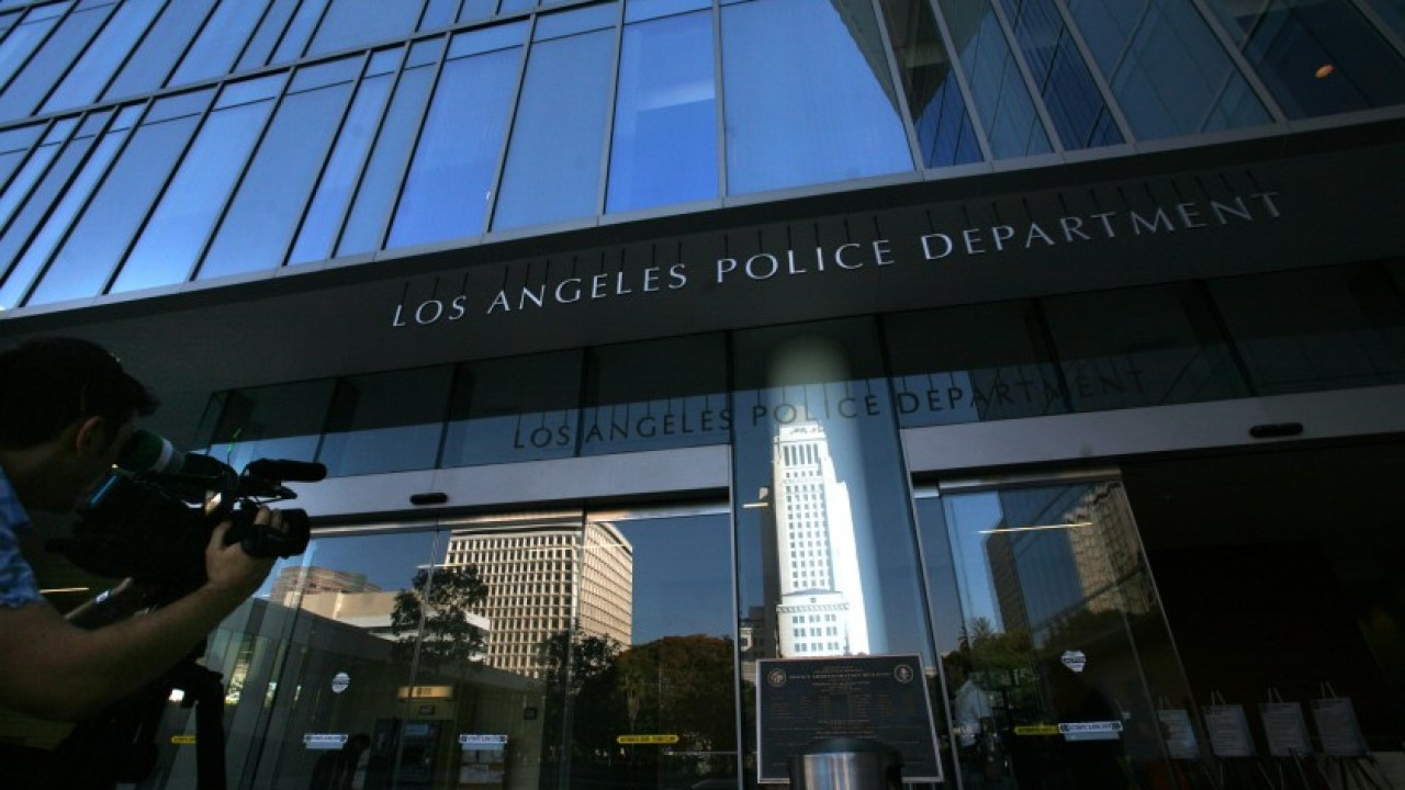 5 residents file lawsuit alleging LAPD falsely labeled them as gang members
