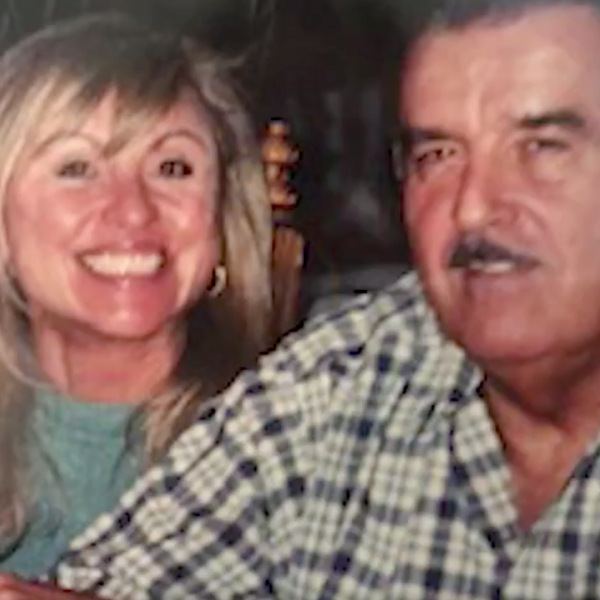 Stacey Nagy's husband, David, died two weeks ago from coronavirus complications. She grieved the loss of her longtime love. (Stacey Nagy)