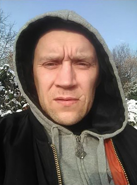 Ricardas Puisys has been found after police launched a murder investigation five years ago. (From Cambridgeshire Police)