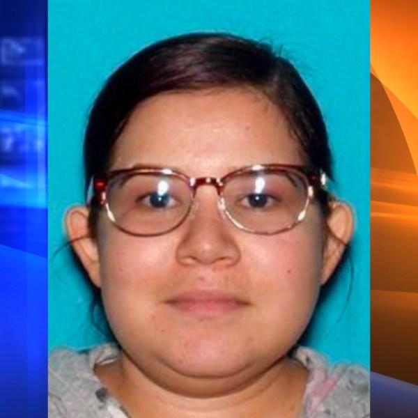 Homicide victim Dalia Avelina Camacho-Palomera, 22, appears in a photo released by San Bernardino police on Aug. 9, 2020.